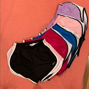 Nike Dry Tempo Shorts Women's size small $8 each
